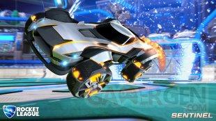Rocket League Vindicator