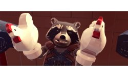 Rocket Raccoon LEGO Marvel Super Heroes 2 head