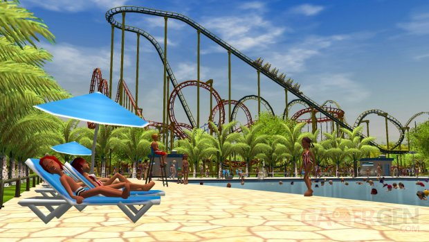 rollercoaster tycoon 3 complete edition PC (5)