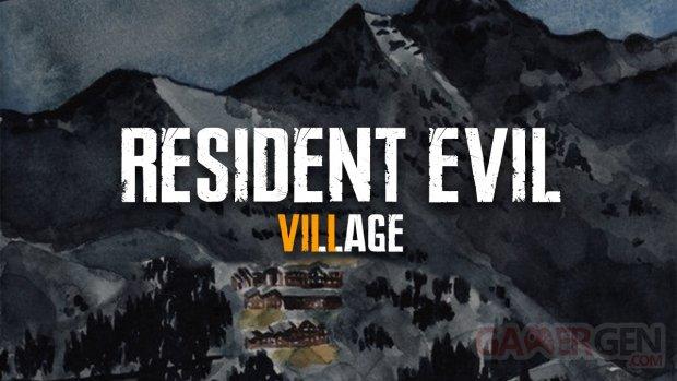 RUMEUR Resident Evil VIII 8 Village