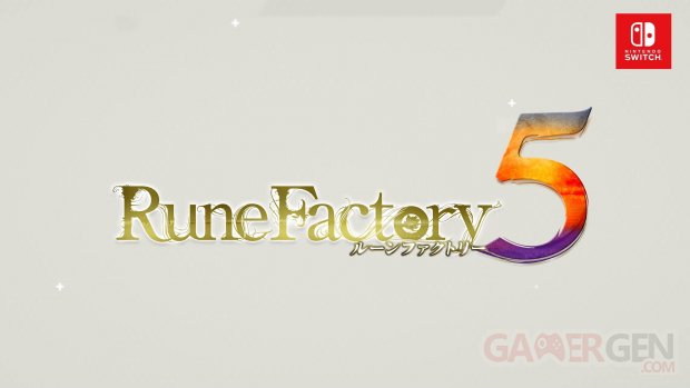 Rune Factory 5 14 02 2019