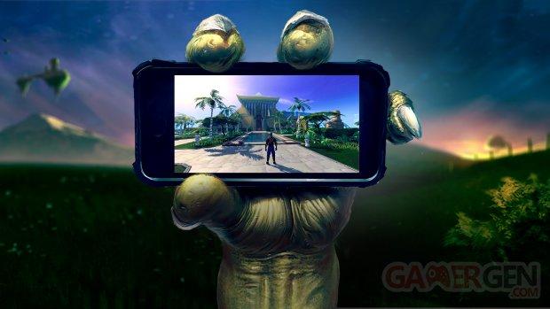 RuneScape mobile main image announce
