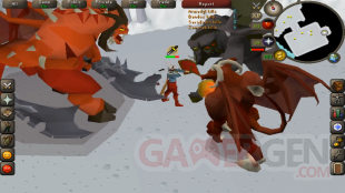 Runescape OldSchool mobile shot annoucement 2