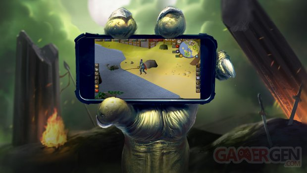 Runescape RSOldSchool mobile main image announce