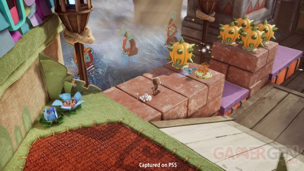 Sackboy A Big Adventure screenshot 4