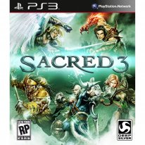 sacred 3 ps3 cover boxart jaquette us