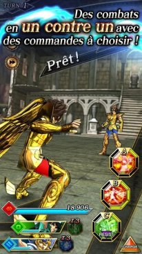Saint Seiya Shining Soldiers pic 2