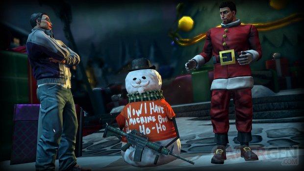 Saints Row IV DLC Christmas images screenshots 20