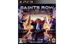 Saints Row IV jaquette ps3