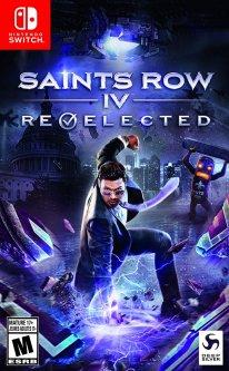 Saints Row IV Re Elected jaquette