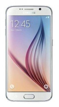 Samsung GALAXY S6 32 Go Blanc astral Android 5.0 (Lollipop)