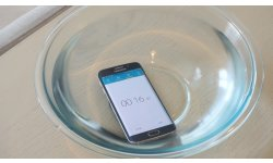 samsung galaxy s6 edge water test