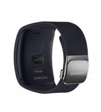 Samsung Gear S Blue Black 4