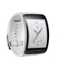 Samsung Gear S Pure White 3