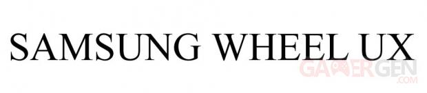 samsung wheel ux