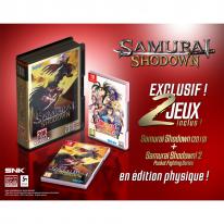 Samurai Shodown edition collector Neo Geo (1)