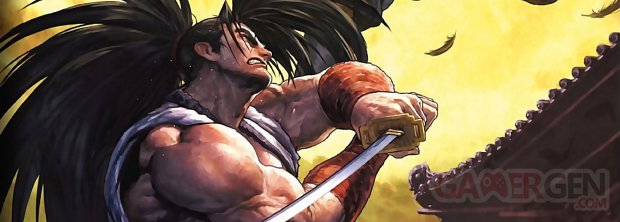 Samurai Shodown image test impressions switch