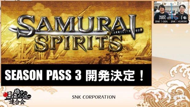 Samurai Shodown Season Pass 3 01 08 2020