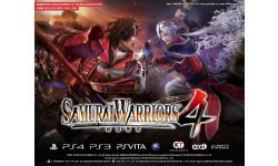Samurai Warriors 4 banner