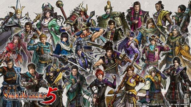 Samurai Warriors 5 81 23 04 2021