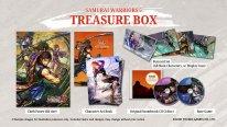 Samurai Warriors 5 Treasure Box
