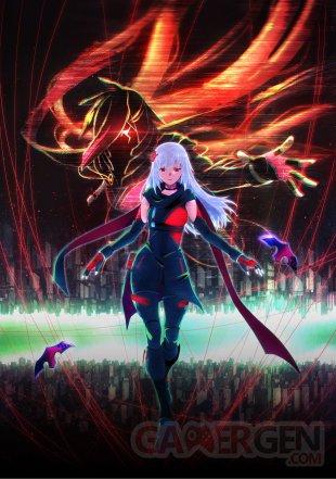 Scarlet Nexus anime 18 03 2021
