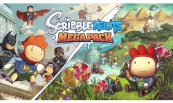 Scribblenauts Mega Pack Key Art