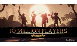 Sea of Thieves 10 millions joueurs