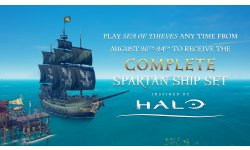 Sea of Thieves Complete Spartan Ship Set head