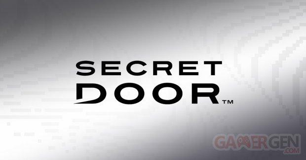 Secret Door Dreamhaven studio head logo
