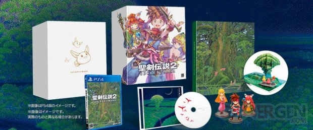 Secret of Mana Collector images