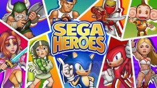 SEGA Heroes logo