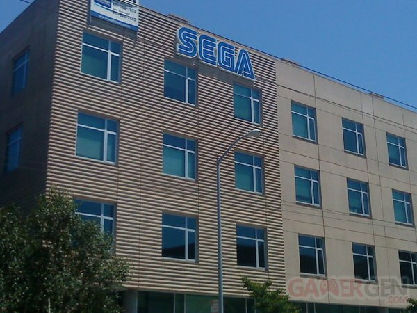 Sega Of America by SonicShadowHedgehog3