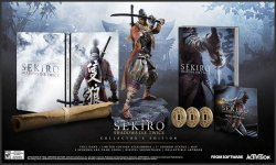 Sekiro Shadows Die Twice Collector