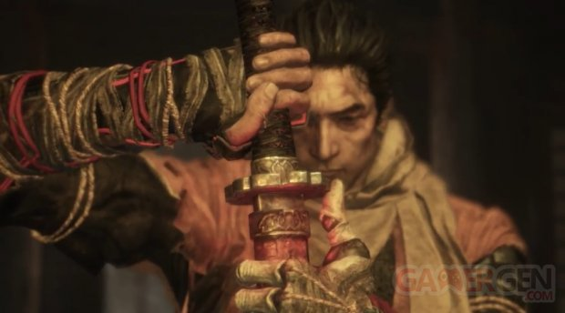 Sekiro Shadows Die Twice head