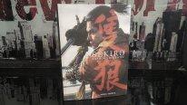 Sekiro Shadows Die Twice Official Artbook   0001