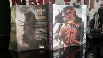 Sekiro Shadows Die Twice Official Artbook   0005