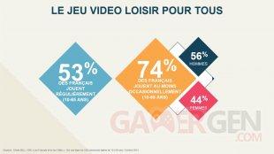 SELL Jeu Vidéo France 2015 Chiffres 6