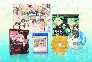 senran kagura peach beach splash nyuu nyuu dx pack limited edition