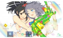 Senran Kagura Peach Beach Splash PS4 Thème PSS Japon