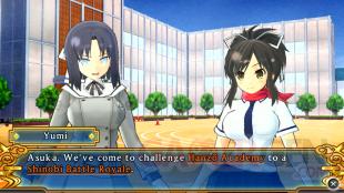 senran kagura shinovi versus english screenshot (2)