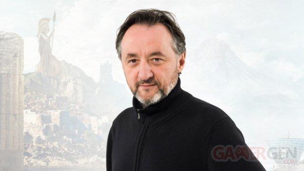 Serge Hascoët Ubisoft