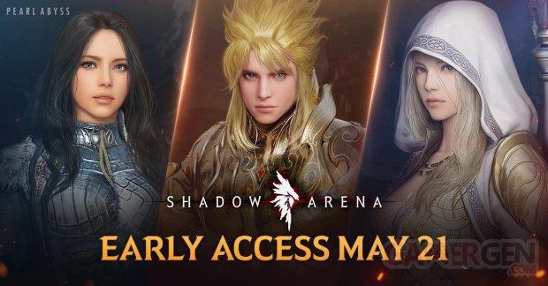 Shadow Arena Accès Anticipé Early Access