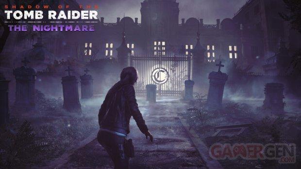 Shadow of the Tomb Raider: anuncio y fecha de lanzamiento de The Nightmare, el tercer DLC - GAMERGEN.COM
