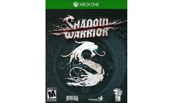Shadow Warrior jaquette (2)