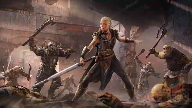 Shadowof Mordor Lithariel challengemode