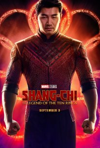 Shang Chi and the Legend of Ten Rings poster affiche