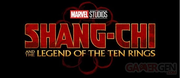 Shang Chi and the Legend of the Ten Rings logo 21 07 2019