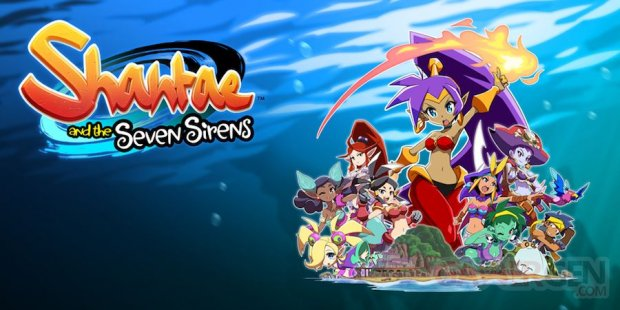 Shantae and the Seven Sirens 12 12 2019