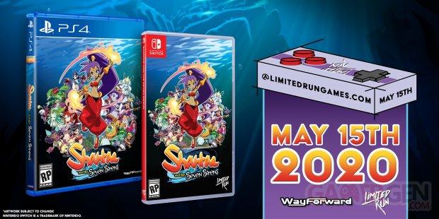 Shantae and the Seven Sirens LRG 06 05 2020